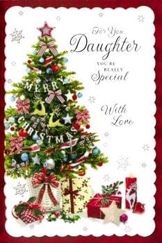 For you Daughter - Christmas Tree