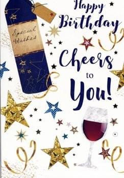 Wine & Stars - Cheers to you!