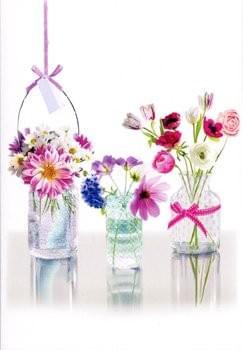 Vases of Flowers / Vases des fleurs