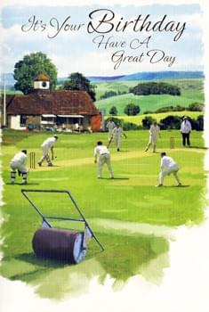 A Game of Cricket