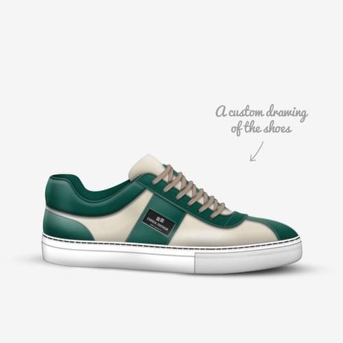 Ethereal Footwear One