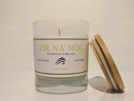 Irish Design Deluxe Candle