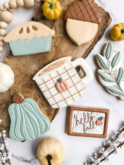 Fall Cookie Decorating Class