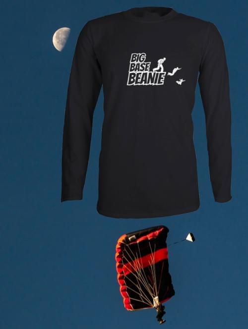 Big Base Beanie Long Sleeve T-shirt