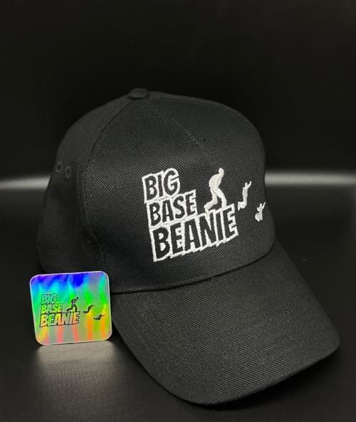 Big BASE Beanie BASEball Cap