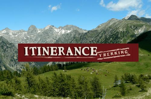 Itinérance Trekking, séjours dans le Mercantour