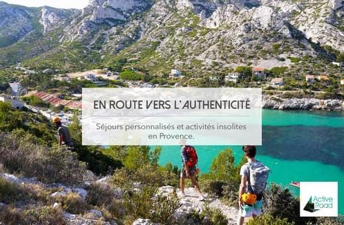 Active Road, voyage actif & durable en Provence