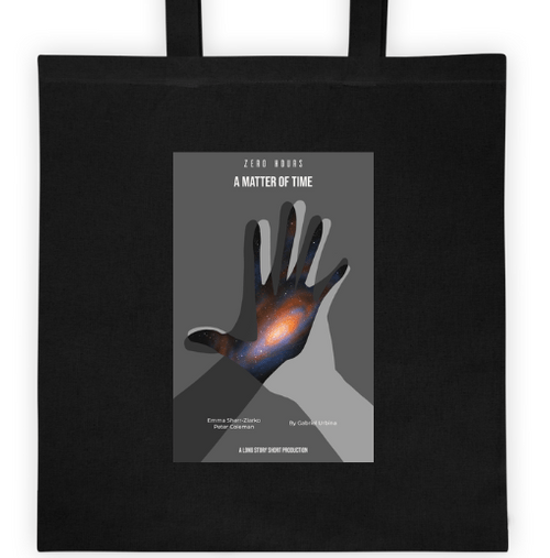 A Matter Of Time - Tote Bag