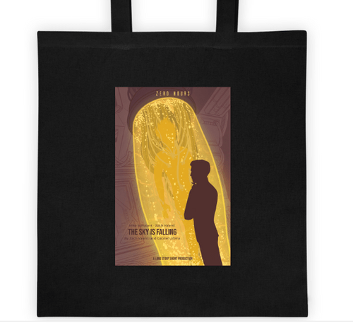 The Sky Is Falling - Tote Bag