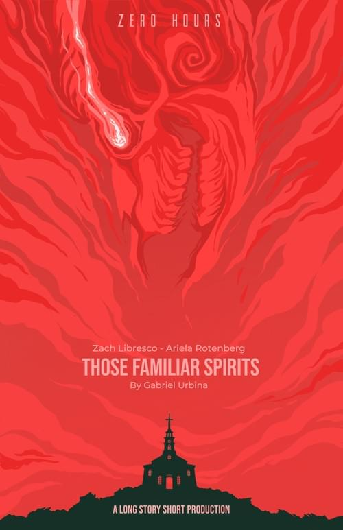 Those Familiar Spirits - Poster