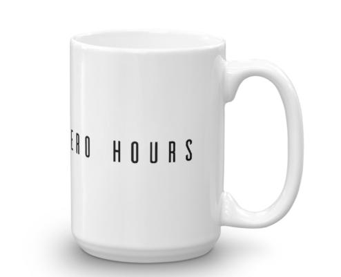 A Matter Of Time - Mug