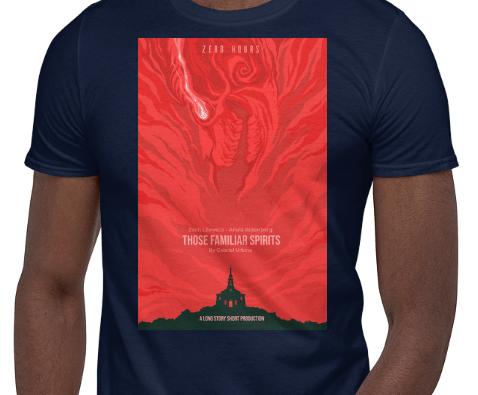 Those Familiar Spirits - T-Shirt