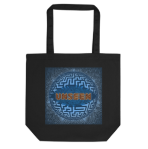 Unseen Logo Tote
