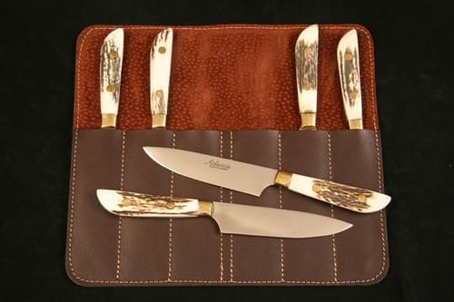 Gaucho/Facon/Assado (6 Steak Knife Set) - Item# 0087
