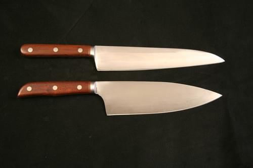 Chef (Gyuto)/Slicer (Yanagi) 2 Knife Set - Item# 0013