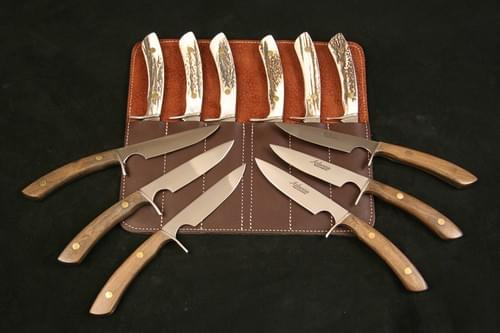 Gaucho/Facon/Assado (6 Steak Knife Set) - Item# 0085