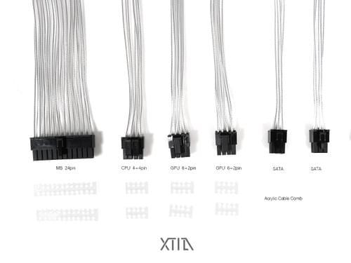 XTIA Corsair Modular Cables