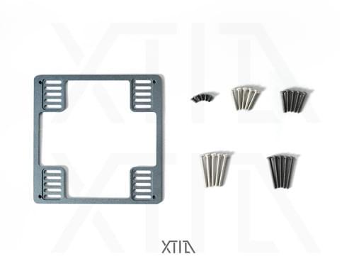 XTIA 9cm to 12cm Fan adapter