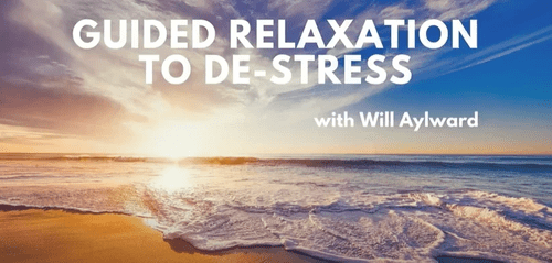 15 Minute Guided Relaxation to De-stress