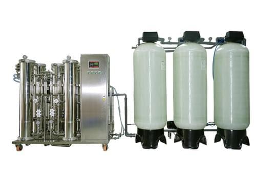 Grade I water-purifying machine