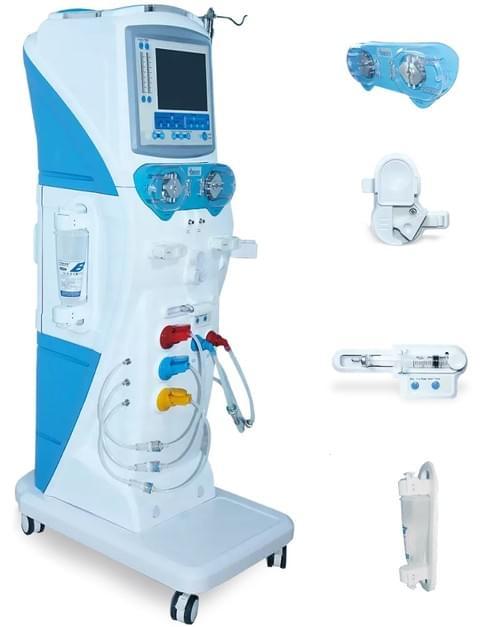 Hemodialysis machine