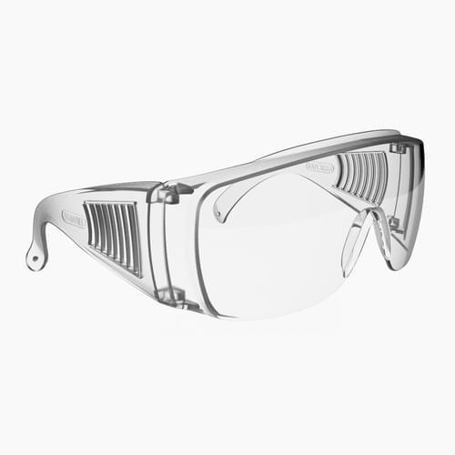 Coronavirus (COVID-19) protective safety glasses goggles