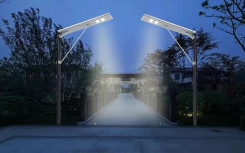 STEET SOLAR LED LIGHT