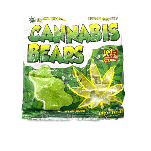 Dr. Greenlove Cannabis Gummibären
