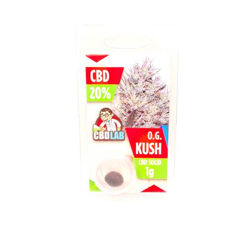Plant of Life 1g O.G. Kush 20% CBD
