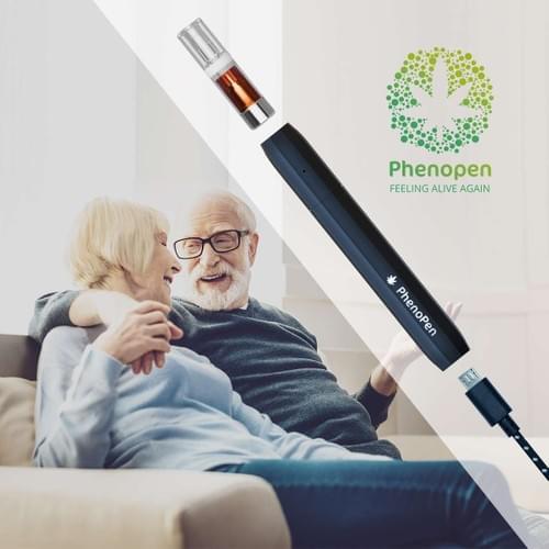 Pheno Pen Inhalator inkl. 1 Kartusche