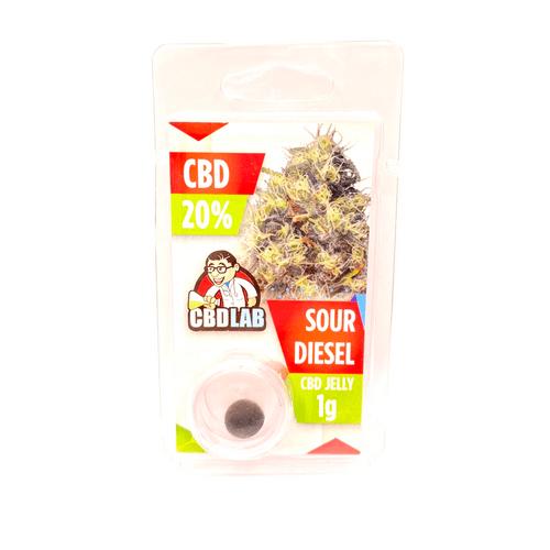 Plant of Life 1g Sour Diesel 20% CBD