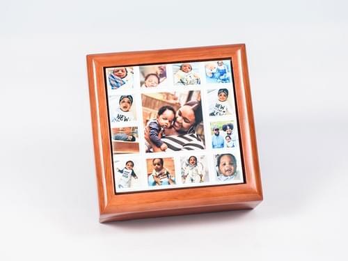 Custom Keepsake Boxes