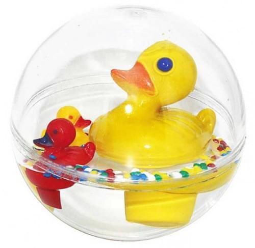 """La bulle """"Famille Canard"""" pour le bain"""