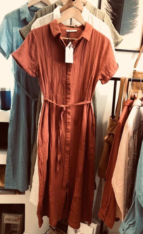 Robe Bertie by Hod
