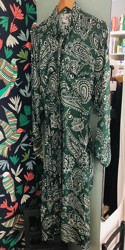 Robe Aurora Verde - Hod -
