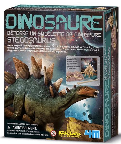 Stegosaurus à déterrer