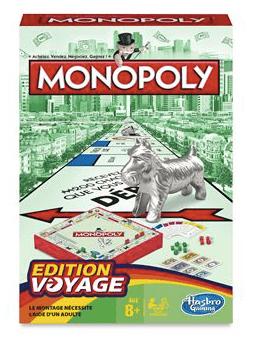 Monopoly de voyage