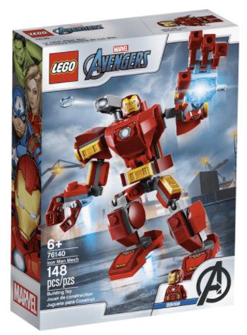 Iron Man by LEGO