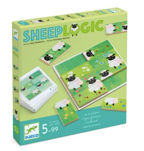 Sheep logic de Djeco