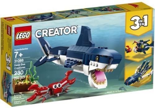 Requin LEGO CREATOR