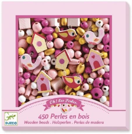 Perles en Bois DJECO