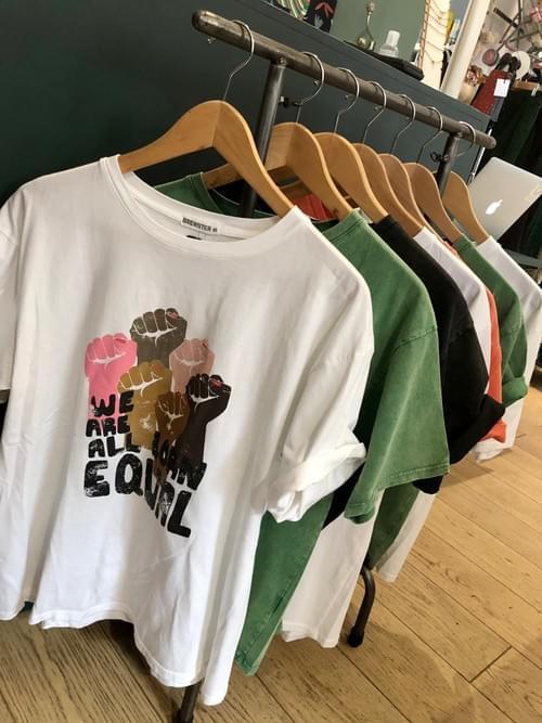 Tee Shirt Tarentino Equal- BREWSTER -