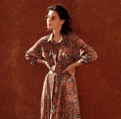 Robe Aurora by HOD