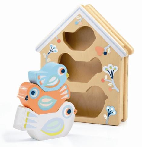 Baby Birdy by Djeco