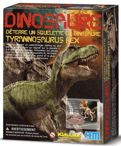 Tyrannosaurus Rex à déterrer