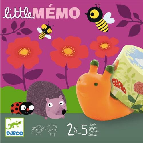 Little Mémo DJECO