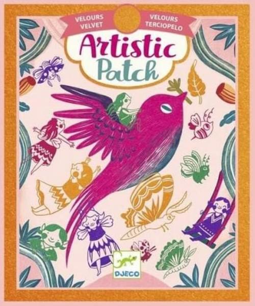 Artistic Patch - Djeco