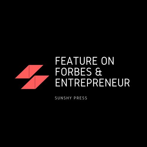 Forbes & Entrepreneur Placement
