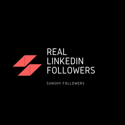 Real LinkedIn Followers