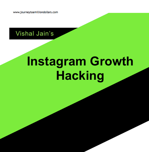 Instagram Growth Hacking E-Book